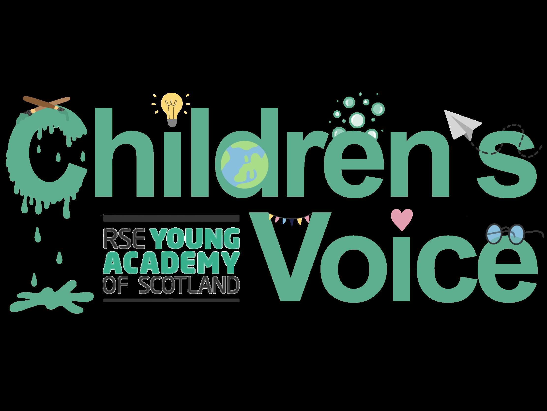 Children's Voice logo